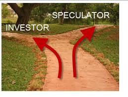 investor speculator